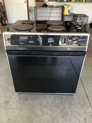 Whirlpool Drop-In Range for Sale in Kennewick, WA