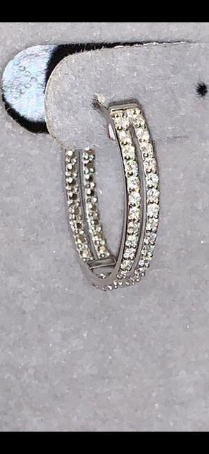 10k gold 2/3 CTW diamante 2 row for Sale in Irmo, SC