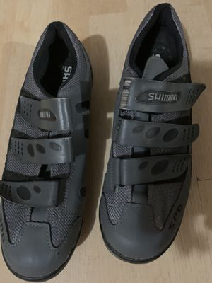 "Shimano "" bike shoes for Sale in Long Beach, CA"