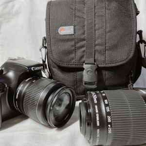 Canon EOS Rebel T3 Camera for Sale in Richmond, VA