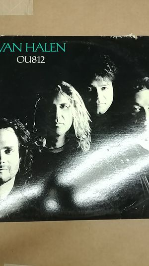 VAN HALEN OU812 LP for Sale in Hacienda Heights, CA