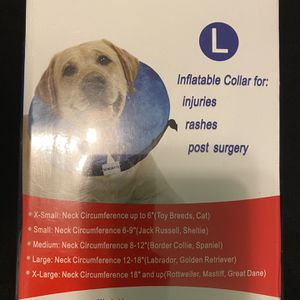 Inflatable Dog Collar - Bencmate for Sale in Aurora, CO