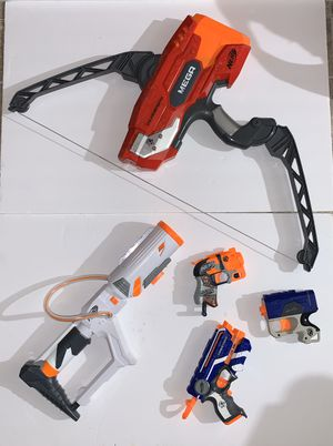Lot of nerf guns for Sale in Austin, TX