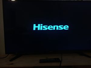 Hisense 40 inch tv 120 for Sale in Fort Worth, TX