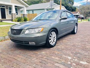 HYUNDAI AZERA 2008 LIMITED CLEAN!!! for Sale in Tampa, FL