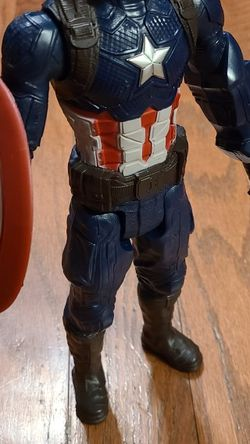 Marvel Titan Hero Series Captain America for Sale in Quakertown,  PA