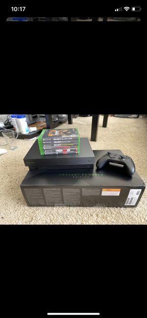 Xbox One X Project Scorpio Edition for Sale in Auburn, WA
