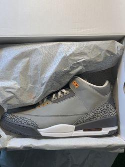 Size 12 Jordan Retro 3 Cool Grey for Sale in Monroe,  GA