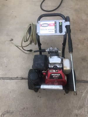 Excellent pressure washer for Sale in Pflugerville, TX