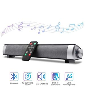 """Bluetooth Sound Bar 15.7"""" Portable Wireless Speakers for Sale in New York, NY"""
