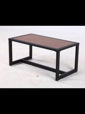 New indoor outdoor patio coffee table for Sale in Dallas, TX