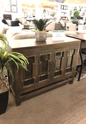 Ashley Accent Cabinet - Hanimont for Sale in Laguna Woods, CA