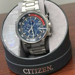 Citizen Eco-Drive Endeavor Stainless Steel Men's Chronograph Watch for Sale in Miami, FL