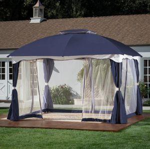 12 x 10 Feet Outdoor Rain-Proof Gazebo for Sale in Corona, CA