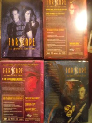 Farscape DVDs for Sale in Beckley, WV