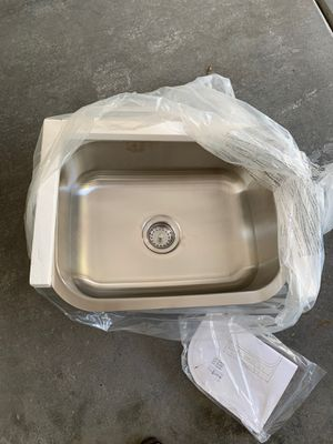 Stainless steel sink for Sale in San Dimas, CA