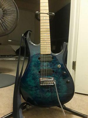 Sterling by Music Man JP 157 7 String Guitar $500 for Sale in Las Vegas, NV
