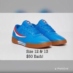 $50 Each! Men Fila.. New for Sale in Concord, NC