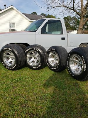15×10 pacer wheels 5/5 for Sale in Pembroke, NC