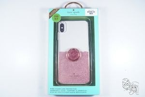 """Kate Spade New York - Hardshell Case + Ring for Apple iPhone XS MAX (6.5"""") OB for Sale in Ontario, CA"""