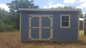 10x16 Cottage shed (stor-mor) for Sale in Devine, TX