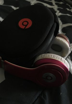 Beats pink best offer for Sale in Bloomfield, CT