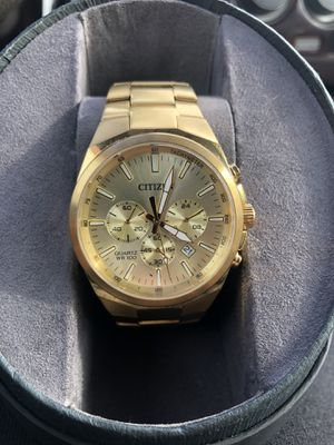 Gold Citizen Watch for Sale in College Park, MD