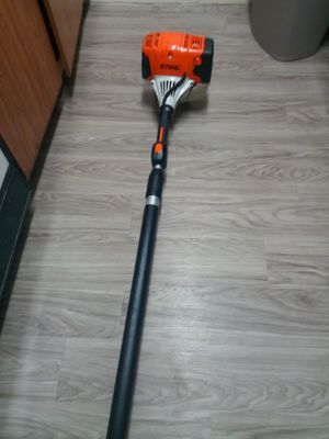 Stihl commercial pole saw for Sale in Garland, TX
