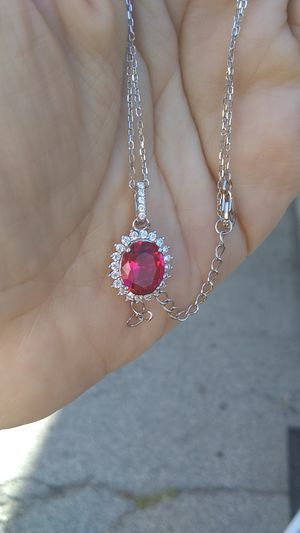 New Set Necklace and Earrings for Sale in Alhambra, CA