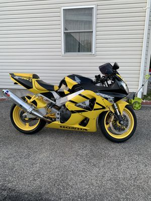 Honda CBR 929 RR SHOW BIKE for Sale in Yonkers, NY