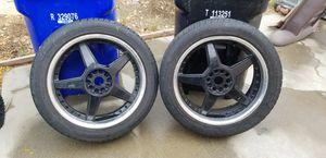 19in. Universal 5 lug !!ONLY HAVE 3!! for Sale in Fontana, CA