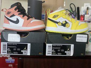 Toddler Jordan shoes for Sale in Garden Grove, CA