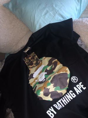 BAPE shirt never worn for Sale in Cleveland Heights, OH