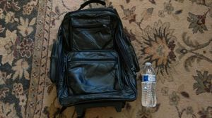 Wheeled Leather Backpack for Sale in Leesburg, VA