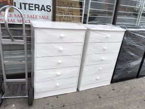 5 drawers chests dresser any colors new for Sale in South Gate, CA