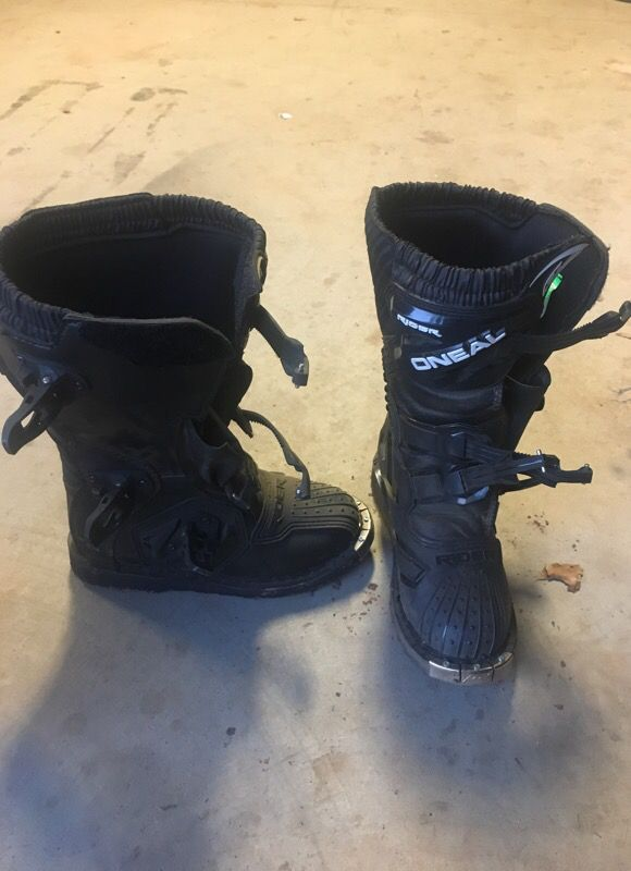 ONEAL Motocross boots