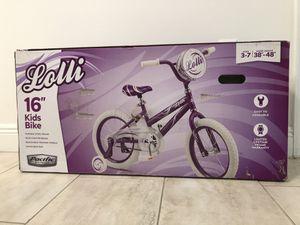 """16"""" Kids Bike - NEW for Sale in Hialeah, FL"""