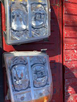 2007 Silverado Headlights for Sale in San Antonio,  TX