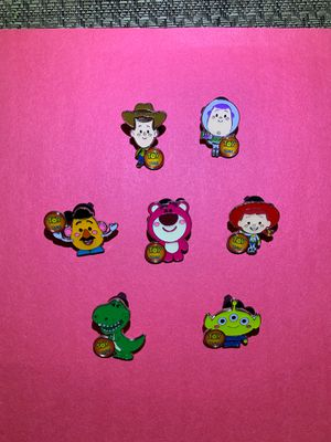 Disney Toy Story Pins for Sale in Norwalk, CA