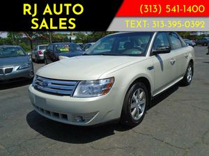 2008 Ford Taurus for Sale in Detroit, MI