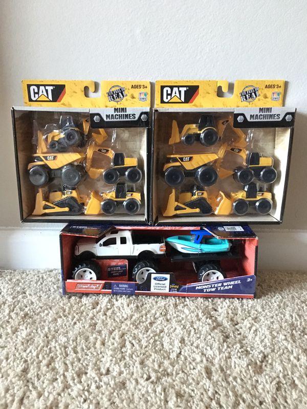 New in Box Kids toys