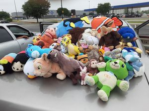 Massive stuffed animal collection for Sale in San Antonio, TX