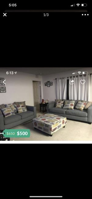 Summer edition sofa set for Sale in Haines City, FL