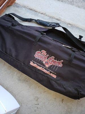 Bench coach dugout organizer and travel bag for Sale in Carrollton, TX
