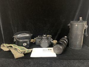 Vintage Nikon EM 35mm Camera & additional lense for Sale in Brighton, CO