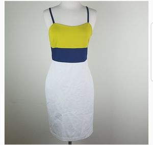 Banana Republic color block dress size 2 for Sale in Hopkins, MN