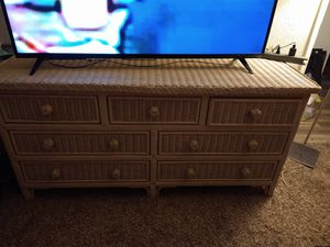 Vintage cream-colored drawer for Sale in Phoenix, AZ