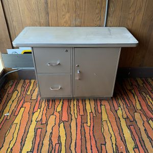 Storage Cabinet/table for Sale in Lowell, MA