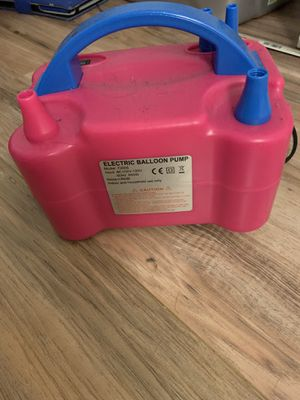 Electric balloon pump for Sale in Fort Lauderdale, FL