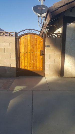 Pertas. portones. bentanas barandales y mas.... for Sale in Palmdale, CA